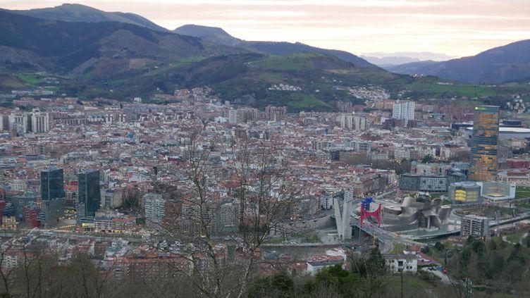 (Sur les hauteurs de Bilbao © Emmanuel Langlois)