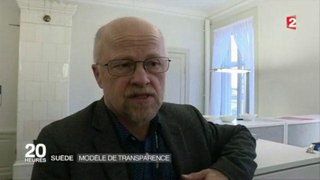 Suède : modèle de transparence
