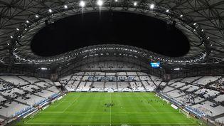 Le stade Vélodrome de Marseille, en 2019. (BORIS HORVAT / AFP)