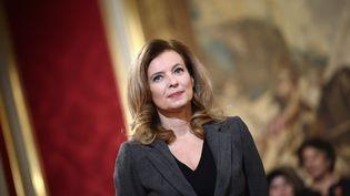 Valérie Trierweiler à l'Elysée (Paris), le 30 novembre 2013. (LIONEL BONAVENTURE / POOL)