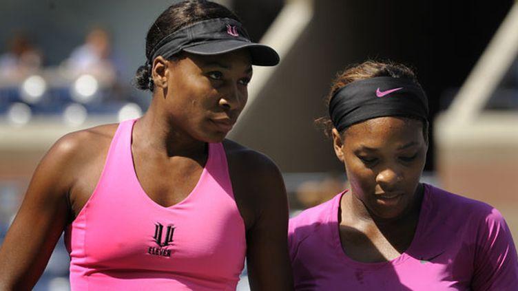 Venus et Serena Williams ont répondu présentes pour le barrage de Fed Cup contre l'Italie