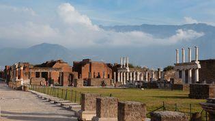 Le forum de la ville antique de Pompéi (MANUEL COHEN / MANUEL COHEN)