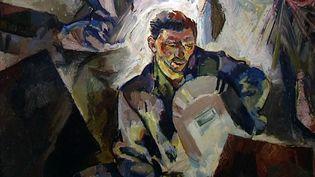 Un ouvrier de chez Schneider par Raymond Rochette  (France 3 Culturebox)