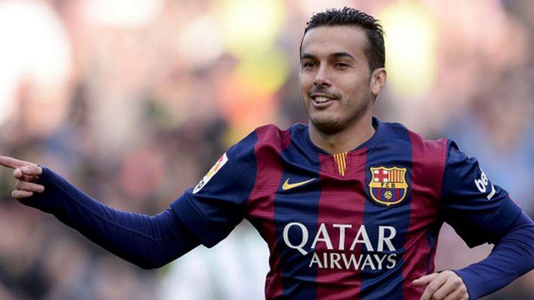 Pedro (Barcelone) (JOSEP LAGO / AFP)