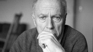L'écrivain Claude Simon en 1981  (ULF ANDERSEN / Aurimages)