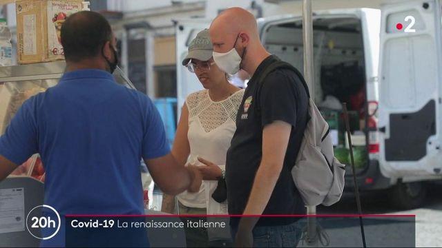 Italie : les mesures contre le Covid portent leurs fruits