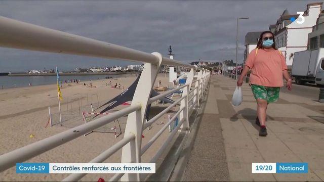 Coronavirus : un nouveau foyer de contamination à Quiberon, dans le Morbihan
