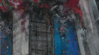 Comme des millions de personnes dans le monde, Michèle Sauberli a suivi en direct l'effondrement des tours jumelles. (France 3 Franche-Comté)