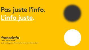"""Pas juste l'info. L'info juste"" (FRANCE TELEVISIONS)"