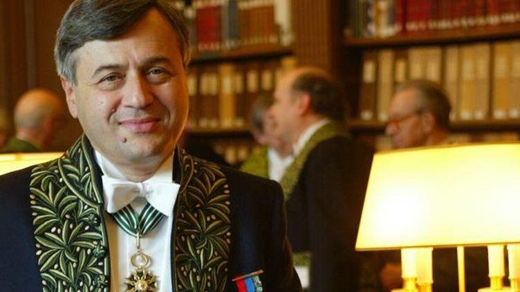 Décès du pianiste et organiste Jacques Taddei  (Jean-Pierre Muller / AFP)