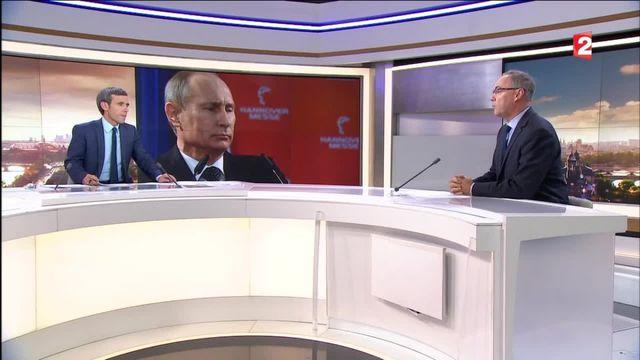 Syrie : Vladimir Poutine peut-il y être traduit en justice ?