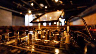 Platines du nightclub Basis, à Utrecht, Pays-Bas (ROBIN VAN LONKHUIJSEN / ANP MAG)