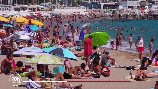 Covid-19 : l'inquiétante progression de l'épidémie dans les zones touristiques