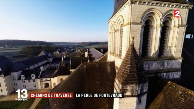 L'histoire surprenante de l'abbaye de Fontevraud