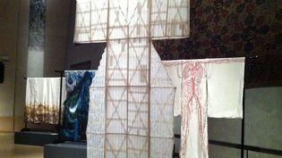 Des kimonos pour symboliser la renaissance  (Culturebox)