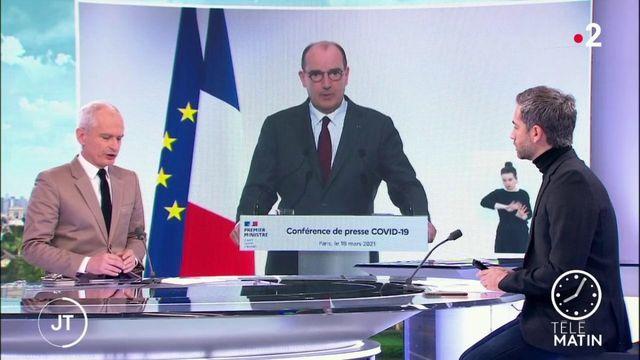 Troisième confinement: un pari perdu pour Emmanuel Macron?