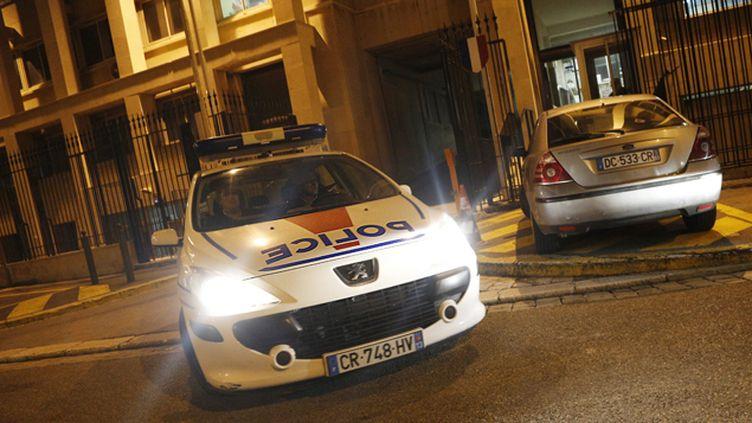 (Un adolescent de 17 ans est entendu par la PJ de Marseille pour le viol et le meurtre d'une octogénaire © MAXPPP)