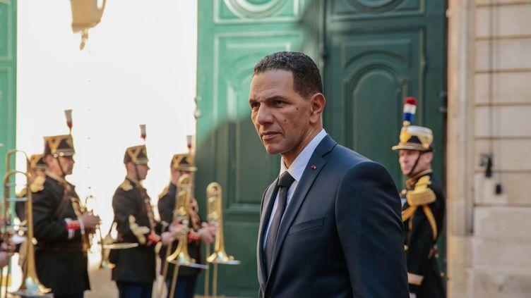 Roshdy Zem est Idder Chaouch, élu Président de la République dans la série de Canal + (PHOTO NUMÉRIQUE)