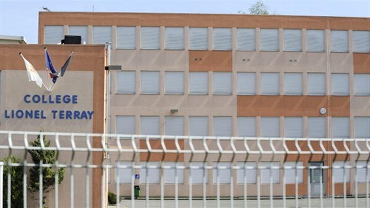 Le collège Lionel Terray à Aumtez (nord de la Moselle) (AFP Photos)