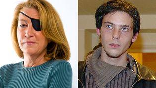 Marie Colvin, journaliste américaine de 56 ans, et Rémi Ochlik, photoreporter français de 28 ans, ont été tués mercredi 22 février 2012 à Homs, en Syrie. (STEPHANE DE SAKUTIN / SUNDAY TIMES / AFP)