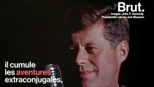 VIDEO. Comment Kennedy s'est imposé comme une figure majeure de la politique et de la culture populaire ? (BRUT)