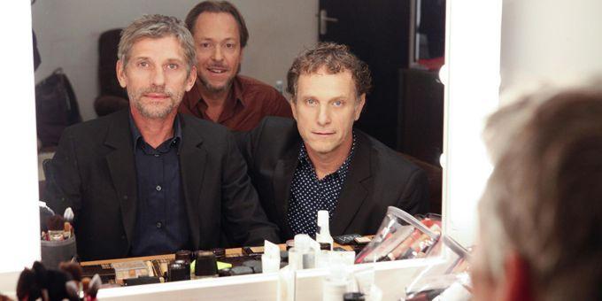 Jacques Gamblin, Charles Berling, Daniel Schick : Acteur, vous avez dit acteur ?  (France Télévisions)