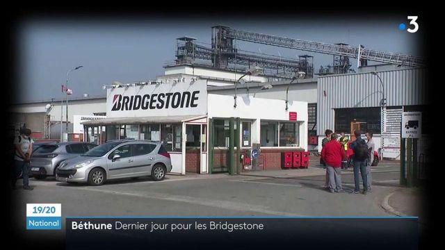 Béthune : l'usine Bridgestone ferme définitivement ses portes