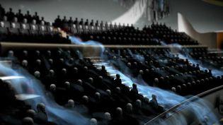 Modélisation de ventilation à la Philharmonie (France 2)