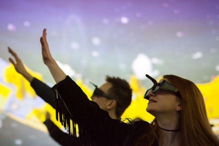 """Le salon sera clôturé par un concert dans le cadre du festival musical """"Innovasound"""". (Virtuality)"""