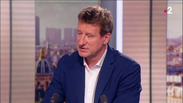 """""""Le plan d'investissement que je propose est de 50 milliards d'euros"""", explique Yannick Jadot sur le plateau du 20h de France 2"""