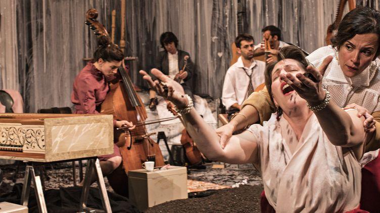 """""""Songs"""" au Théâtre des Bouffes du Nord  (Jean-Louis Fernandez)"""