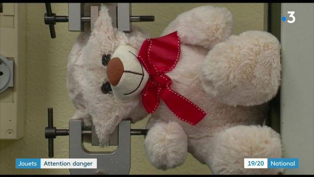 Comment repérer des jouets dangereux ?