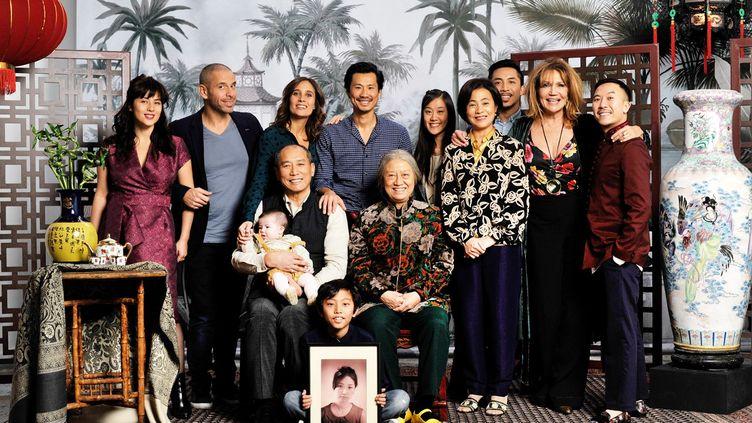 "La grande famille de ""Made in China"" (Etienne George)"