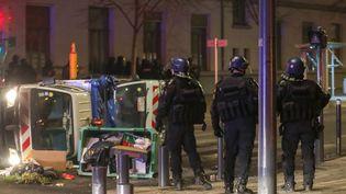Deux jeunes hommes de 17 et 19 ans sont morts après une course poursuite avec la police samedi 2 mars au soir. (MARC GREINER / MAXPPP)