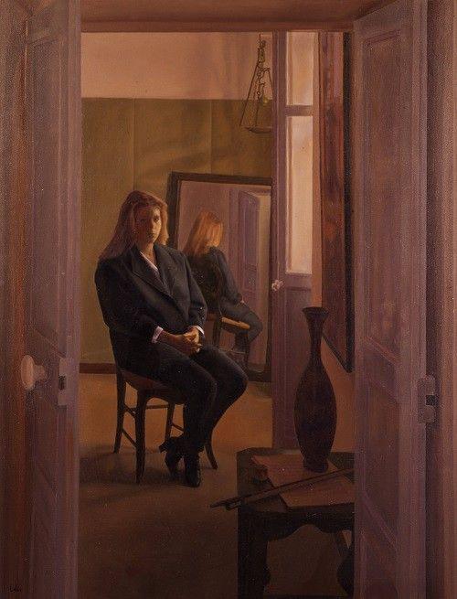 Prix du portrait Paul-Louis Weiller  (Jean-Marc Idir)