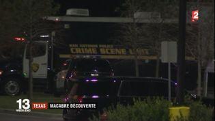 États-Unis : huit morts retrouvés dans un camion (FRANCE 2)