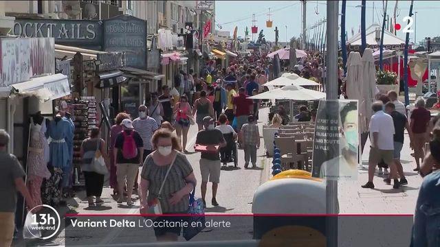 Variant Delta : l'Occitanie en état d'alerte, l'ARS appelle à la prudence