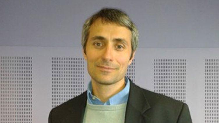 (Raphaël Liogier, sociologue des religions © Radio France)