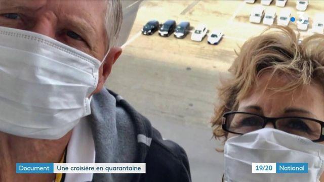 """Coronavirus 2019-nCoV : des Français parmi les 3 700 passagers du """"Diamond Princess"""""""
