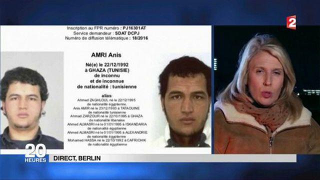 Attentat à Berlin : un avis de recherche qui peut être décisif