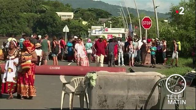 Mayotte : la crise empire