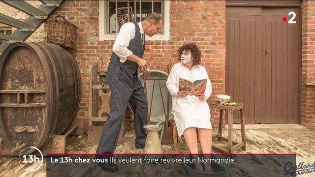 Normandie : rencontre avec des passionnés de cidre et d'histoire