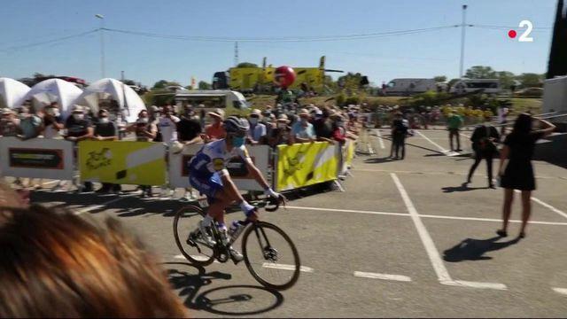 Tour de France : la pénalité qui fâche