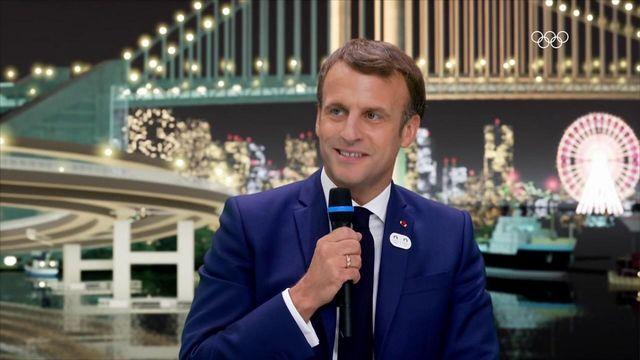 Interview d'Emmanuel Macron