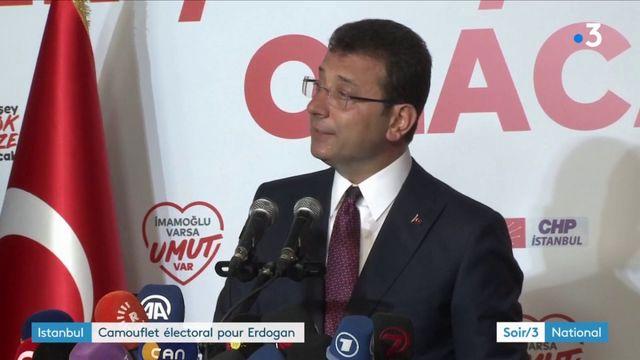 Turquie : Istanbul élit un maire social démocrate, un camouflet pour Erdogan