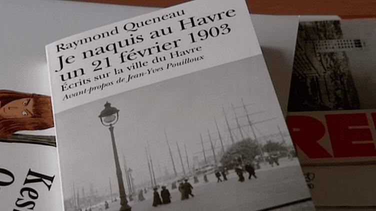 Raymond Queneau raconta à sa façon sa naissance et sa vie au Havre de 1903 à 1920  (France 3 Culturebox)