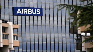 Le siège d'Airbus àSaint-Martin du Touch près de Blagnac. (GEORGES GOBET / AFP)