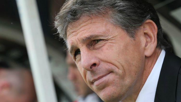 Claude Puel, l'entraîneur de Nice