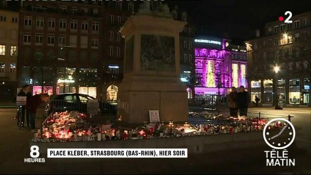 Attaque de Strasbourg : les réactions des habitants après la mort du tireur