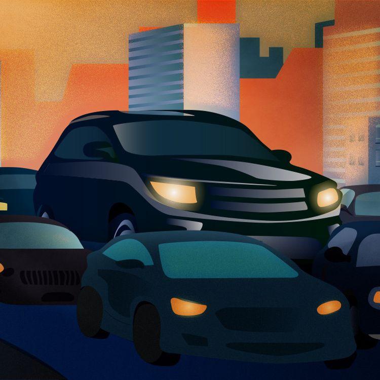 Depuis 2007, les SUV ont grignoté progressivement des parts de marché jusqu'à devenir le type de véhicule le plus vendu en Europe. (AWA SANE / FRANCEINFO)